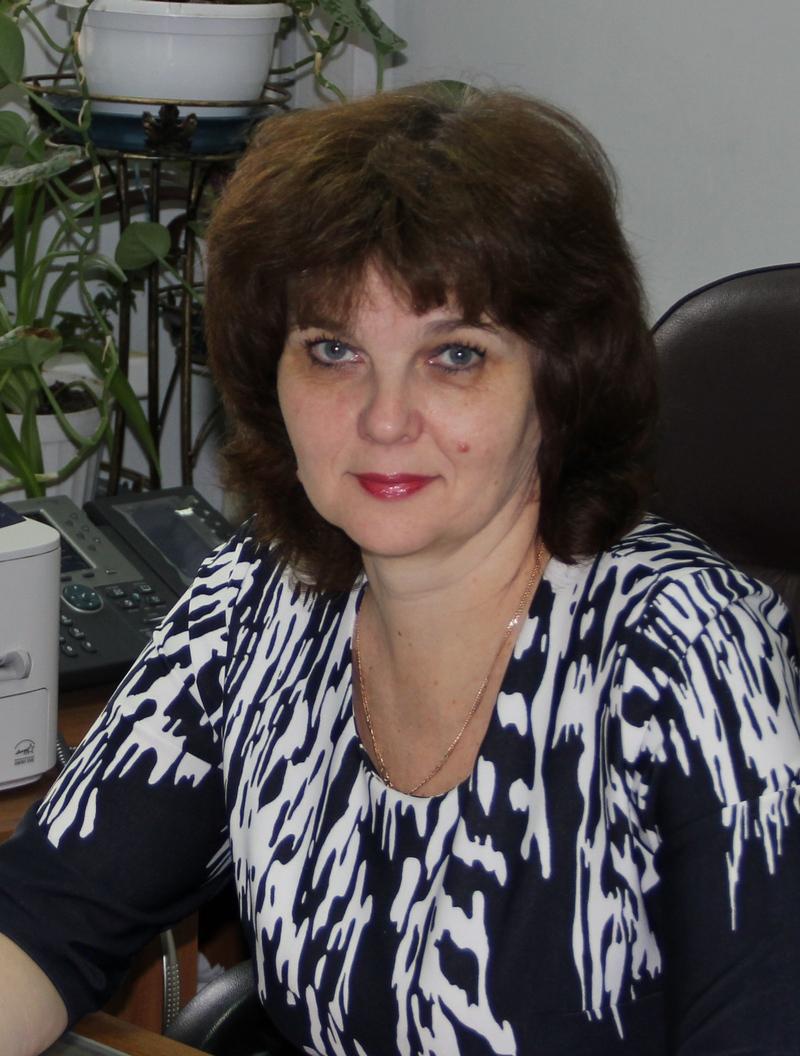 Нечаева Елена Константиновна