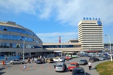 Модернизация вокзального комплекса Ростов-Главный