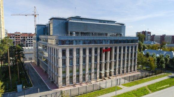 Резервный центр обработки данных в г. Екатеринбурге