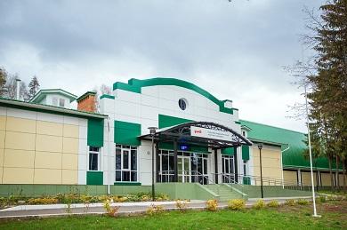 Строительство спортивного зала, двух спальных корпусов, крытого всесезонного плавательного бассейна. ЛОК «Сахареж» Ярославская область