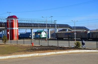 Реконструкция пешеходного моста ПК258+72,60 с обеспечением доступности маломобильных групп населения на железнодорожной станции Саранск