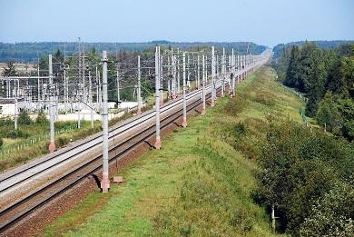Комплексная реконструкция и капитальный ремонт магистрали Москва-Санкт-Петербург для организации скоростного движения пассажирских поездов Октябрьской железной дороги