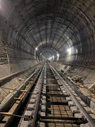 Капитальный ремонт Лысогорского тоннеля на однопутном участке перегона Чинары-Чилипси Северо-Кавказской железной дороги