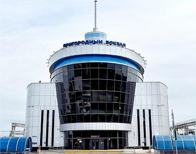 Реконструкция пригородного вокзала на станции Челябинск-Главный Южно-Уральской железной дороги
