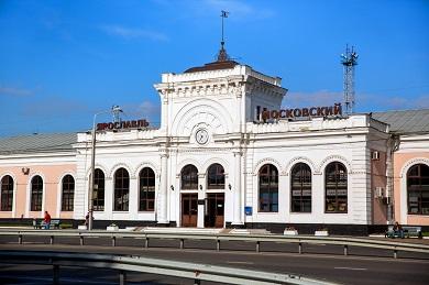 Реконструкция вокзального комплекса на ст. Ярославль-Московский Северной железной дороги