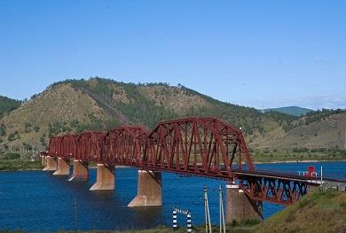 Реконструкция моста второго пути через реку Селенга в районе г. Улан-Удэ Восточно-Сибирской железной дороги