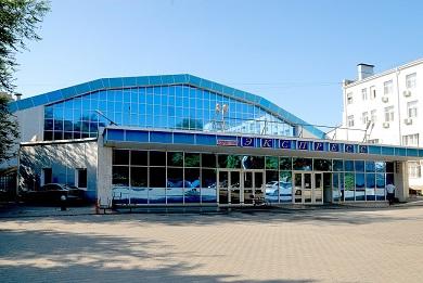 Реконструкция культурно-спортивного комплекса «Экспресс»