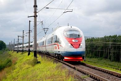 Комплексная реконструкция магистрали Санкт-Петербург – Москва для организации движения пассажирских поездов «Сапсан» со скоростью до 200 км/ч