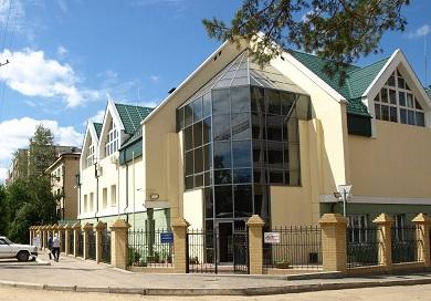 Строительство здания телевизионной компании в городе Чите