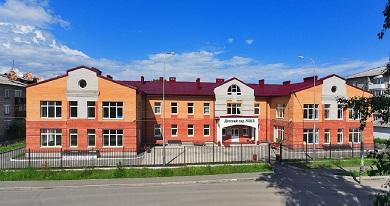 Строительство детского сада № 213 г. Слюдянка