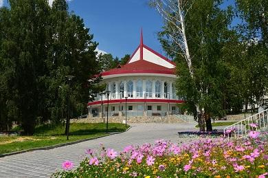 Строительство досугового центра оздоровительного комплекса ДОК «Аленушка» на оз. «Большой Еланчик»