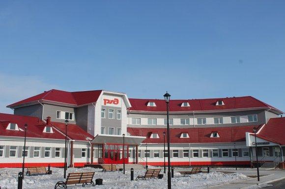 Строительство дома отдыха локомотивных бригад 2-ой группы на ст. Комсомольск – Сортировочный Дальневосточной железной дороги