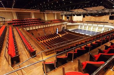 Реконструкция концертного зала Омской филармонии