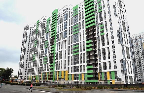 Строительство жилого комплекса «ОАЗИС» по ул. Старых Большевиков в г. Екатеринбурге