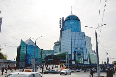 Реконструкция вокзала станции Самара Куйбышевской железной дороги