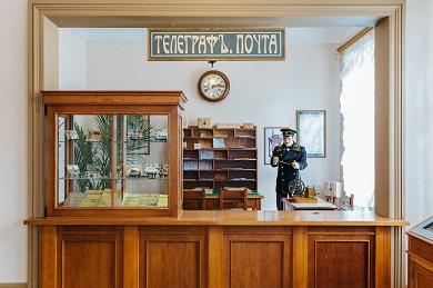 Создание музейно-производственного комплекса на станции Подмосковная