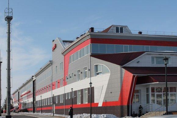 Строительство эксплуатационного предприятия 2-ой группы на ст. Комсомольск – Сортировочный