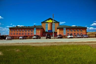 Строительство районной больницы в поселке Забайкальске