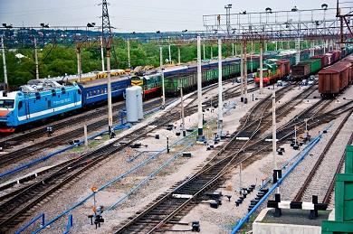 Техническое перевооружение станции Старый Оскол Юго-Восточной железной дороги
