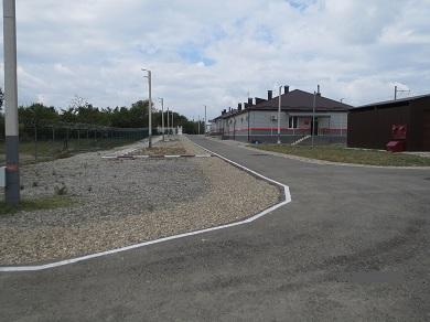 Техническое перевооружение караульных городков и инженерно-технических средств запретных зон мостов в Чеченской Республике