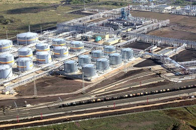 Строительство железнодорожных путей необщего пользования Яйского нефтеперерабатывающего завода