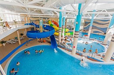 Строительство спортивно-оздоровительного центра на базе отдыха «Турсиб»