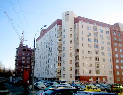 Строительство Жилых домов в квартале ул. Мира-Ботаническая Кировского района г. Екатеринбурга