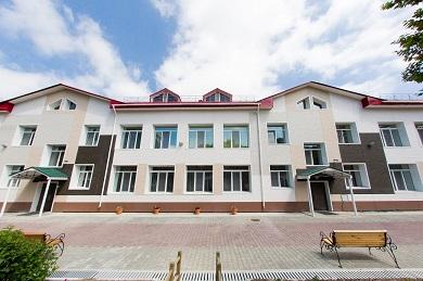 Реконструкция детского сада № 247 ОАО «РЖД» на станции Уссурийск