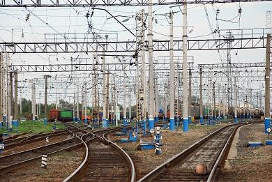 Электрификация участка Сызрань – Сенная Куйбышевской и Приволжской железной дороги со строительством второго главного пути