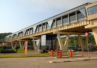 Организация железнодорожного сообщения Сочи – Адлер – аэропорт «Сочи» со строительством новой железнодорожной линии Адлер – Аэропорт