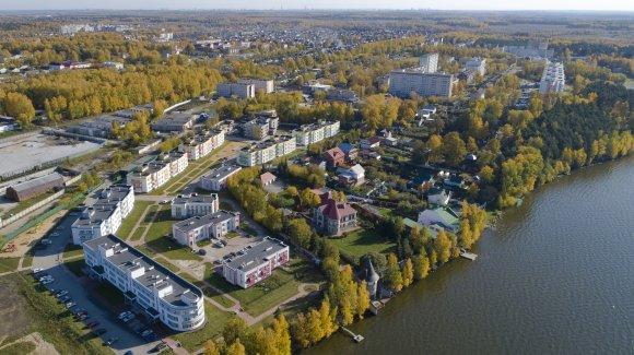 Строительство жилого  комплекса «Квартал Виктория» в г. Среднеуральске