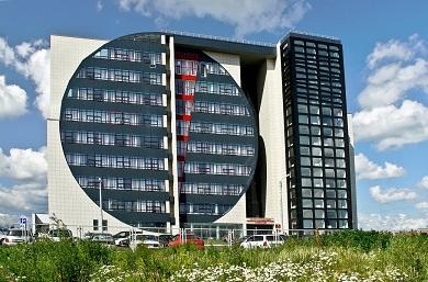 Строительство административного здания ФГУ «Земельная кадастровая палата» по Красноярскому краю