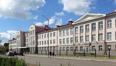 Реконструкция здания МОУ «Средняя общеобразовательная школа № 56 г. Артемовский»