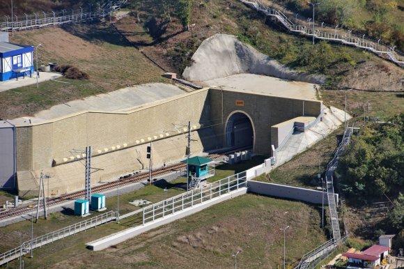 Проектирование инфраструктурных транспортных объектов зимних Олимпийских игр 2014
