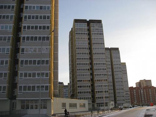 Строительство Комплекса многоэтажных домов с нежилыми помещениями ГП-4,7 в г. Тюмени