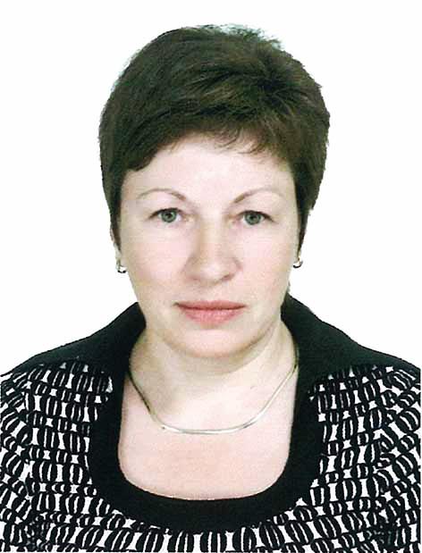 Гребенюк Ольга Алексеевна