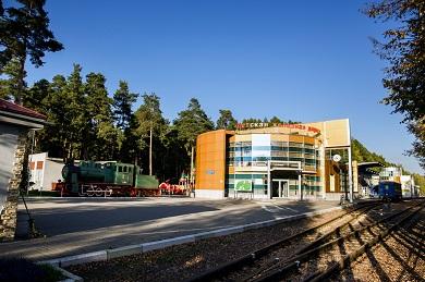 Реконструкция Ярославской детской железной дороги