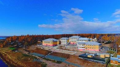 Строительство центра реабилитации и восстановления трудовых ресурсов на оз. Арахлей, ст. Чита