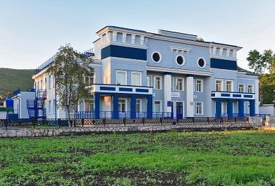 Реконструкция здания Дома культуры ст. Слюдянка