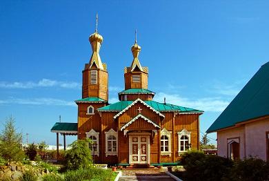 Строительство исторического комплекса на станции Спортивная Малой Забайкальской железной дороги