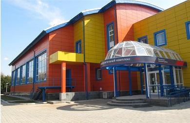 Строительство водно-оздоровительного комплекса в пансионате «Березовая роща» Московской железной дороги