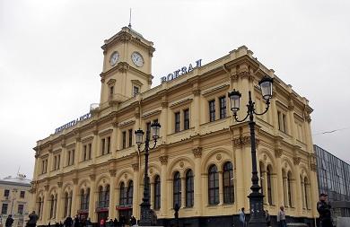 Реставрация и приспособление для современного использования Ленинградского вокзала города Москвы