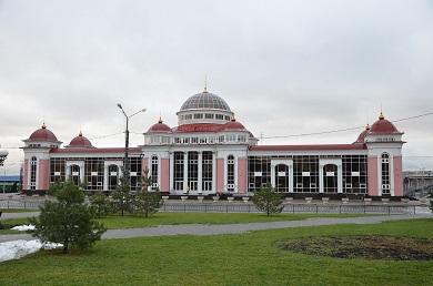 Реконструкция вокзала станции Саранск Куйбышевской железной дороги