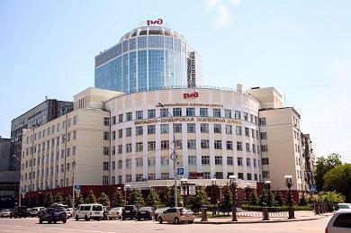 Строительство здания диспетчерского центра управления перевозками Западно-Сибирской дирекции управления движением