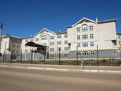 Строительство школы на 775 учащихся ст. Забайкальск