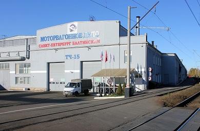 Реконструкция цеха для ремонта рельсовых автобусов депо ТЧ-15