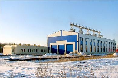 Строительство крытого ПТО тепловозов на станции Ртищево Юго-Восточной железной дороги