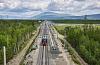 Реконструкция разъезда на перегоне Таку – Куанда участка Таксимо – Новая Чара Восточно-Сибирской железной дороги