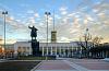 Модернизация вокзальных комплексов Санкт-Петербурга (Финляндского, Витебского, Московского, Балтийского) в рамках подготовки к проведению ЧМ-2018